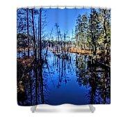 Pinelands Shower Curtain