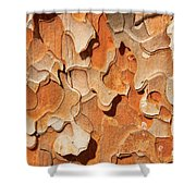 Pining For A Jig-saw Puzzle Shower Curtain