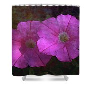 Pink And Gold 6156 Dp_2 Shower Curtain