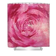 Pink Lady 1 Shower Curtain