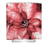 Pink Shimmer Shower Curtain