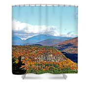 Pinkham Notch Shower Curtain