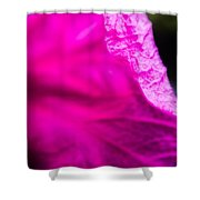 Pinkie Shower Curtain
