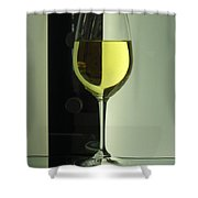 Pinot Grigio Shower Curtain