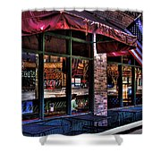 Pioneer Square Tavern Shower Curtain