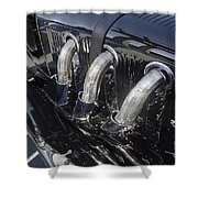 Pipes Of Glory Shower Curtain