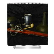 Pirates And Their Vices Shower Curtain