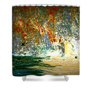 Pissarro's Garden Shower Curtain