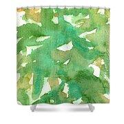 Pistachios Shower Curtain