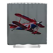 Pitts Special Shower Curtain