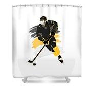 Pittsburgh Penguins Player Shirt Shower Curtain