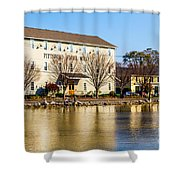 Pittsford Four Mill Shower Curtain