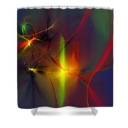 Pixie Dance Shower Curtain