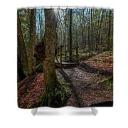 Pixley Park Boonville New York Shower Curtain