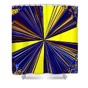Pizzazz 20 Shower Curtain