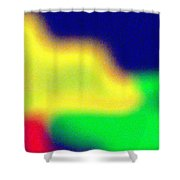 Pizzazz 7 Shower Curtain