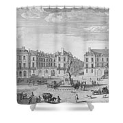 Place Des Victoires Shower Curtain