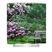 Place To Rest Shower Curtain