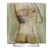 Placid Shower Curtain