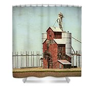 Plains Sentinel Shower Curtain