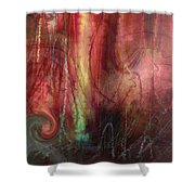 Planet Dance Shower Curtain