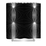 Plankton And Crankton Dance Shower Curtain