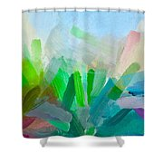 Plant Life Shower Curtain