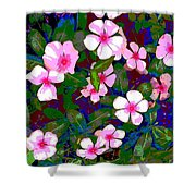 Plant Power 1 Shower Curtain by Eikoni Images