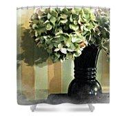 Plantation Arrangement Shower Curtain
