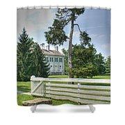 Plantation Home Shower Curtain