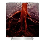 Plastic Bag 07 Shower Curtain
