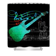Play 4 Shower Curtain