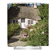 Play House / Planting Fields Shower Curtain
