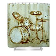 Play It Forward Shower Curtain