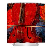 Play It Shower Curtain