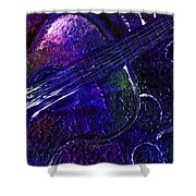 Play - Landscape Orientation Shower Curtain