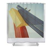 Playground 3 Shower Curtain