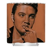 Playing For Keeps Shower Curtain