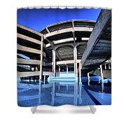 Plaza De Toros Shower Curtain