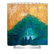 Pleasant Harmony Feels Good Shower Curtain