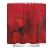 Pleasure Shower Curtain