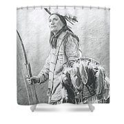 Taopi Ota - Lakota Sioux Shower Curtain