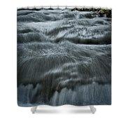 Plitvice Cascades #2 Shower Curtain