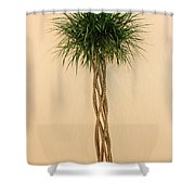 Plug Me In Shower Curtain