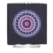 Plum Lovely Shower Curtain