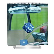 Plymount Shower Curtain