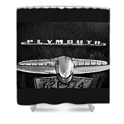 Plymouth 2 Shower Curtain