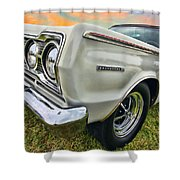 Plymouth Belvedere II  Shower Curtain