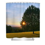 Poetry Of Nature Shower Curtain