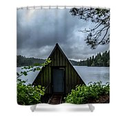 Point Of View Shower Curtain